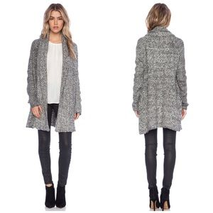 Joie Chunky Knit Solone Cardigan